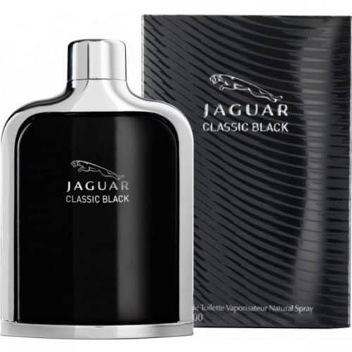 ادکلن جگوار کلاسیک بلک حجم 100 میلی لیتر Jaguar Classic Black قیمت عطر