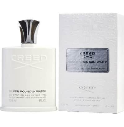 ادکلن سیلور مانتین واتر کریدحجم 120 میلی لیتر Creed Silver Mountain Water قیمت عطر